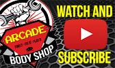 Arcade Body Shop YouTube Channel