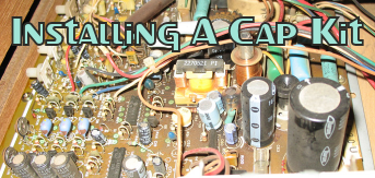 Installing A Cap Kit