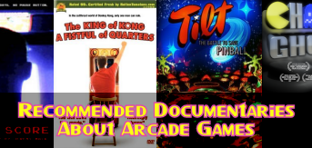 Recommended Documentaries About Arcade Games