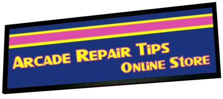 Arcade Repair Tips - Online Store