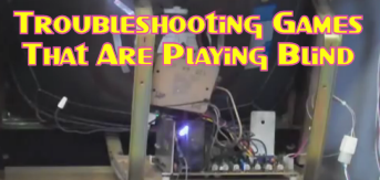 Troubleshooting Games That Are Playing Blind
