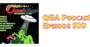 QA Podcast - Episode S10