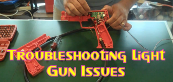 Troubleshooting Light Gun Issues