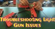 Troubleshooting Arcade Gun Issues