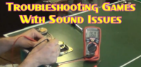 Troubleshooting Games With Sound Issues