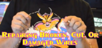 Repairing Broken, Cut, Or Damaged Wires