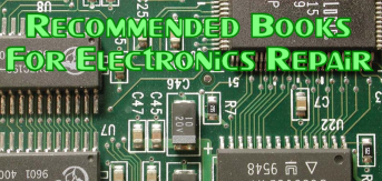 Recommended Books For Electronics Repair