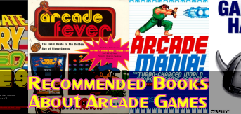 Recommended Books About Arcade Games