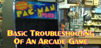 Basic Troubleshooting Of An Arcade Game