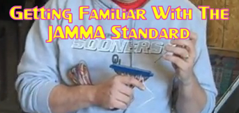 Getting Familiar With The JAMMA Standard