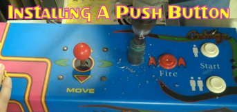 Installing A Push Button