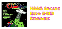 HAAG Arcade Expo 2013 Seminars