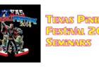 Texas Pinball Festival 2014 Seminars