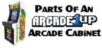 Parts Of An Arcade1Up Cabinet - Arcade Repair Tips