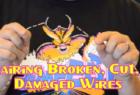 Repairing Broken, Cut, Or Damaged Wires