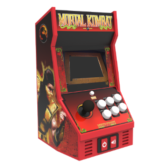 Mortal Kombat (with missing monitor)