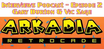 Interviews Podcast - Episode 2 - Gary Burton & Vic Sage